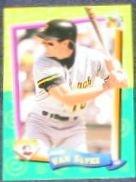 94 UD Fun Pk Andy Van Slyke #18 Pirates