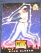 94 UD Fun Pk Stars of Tomorrow Ryan Klesko #7