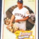 1992 UD Baseball Heroes Rookie Year Joe Morgan #40