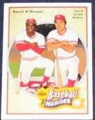 1992 UD Baseball Heroes Bench & Morgan #43