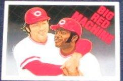 92 UD Baseball Heroes Big Red Machine Bench/Morgan #45