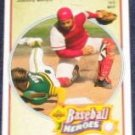 92 UD Baseball Heroes Johnny Bench #39
