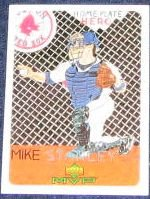 2000 UD MVP Draw Your Own Card Mike Stanley #DT7