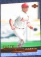 2000 Upper Deck Checklist Mark McGwire #537 Cardinals
