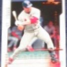 2000 UD MVP Checklist Mark McGwire #220 Cardinals