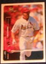1999 UD MVP Checklist Mark McGwire #220 Cardinals