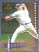1998 Pinnacle Jose Rosado #23 Royals