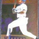 1998 Pinnacle Greg Vaughn #86 Padres