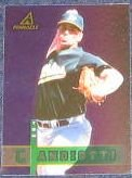 1998 Pinnacle Tom Candiotti #105 Athletics