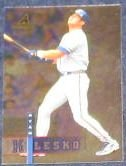 1998 Pinnacle Ryan Klesko #167 Braves