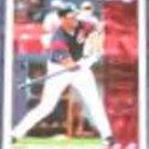 2000 UD MVP Juan Gonzalez #53 Indians