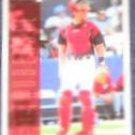 2000 UD MVP Eddie Taubensee #52 Indians