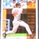 2000 UD MVP Luis Matos #71 Orioles