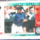 2000 UD Victory Ken Griffey Jr. #411 Junior Circuit