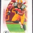 2005 Topps Draft Picks Ahman Green #37 Packers