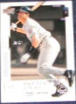 2000 UD Hitters Club Robin Ventura #30 Mets