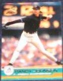2001 Pacific Randy Johnson #23 Diamondbacks