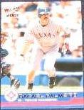 2001 Pacific Rafael Palmeiro #431 Rangers
