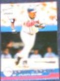 2001 Pacific Brian Jordan #37 Braves