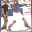2001 Pacific Darrin Fletcher #442 Blue Jays