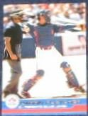 2001 Pacific Darrin Fletcher #442 Blue Jays