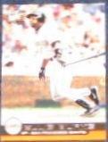 2001 Pacific Ellis Burks #380 Giants