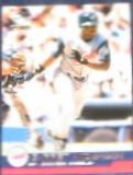 2001 Pacific Garret Anderson #1 Angels