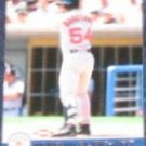 2001 Pacific Rookie Morgan Burkhart #455 Red Sox