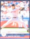 2001 Pacific Rookie Paxton Crawford #456 Red Sox