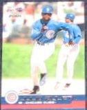 2001 Pacific Rookie Julio Zuleta #461 Cubs