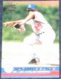 2001 Pacific Adrian Beltre #210 Dodgers