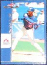 2002 Fleer Maximum Jose Cruz Jr #127 Blue Jays