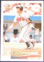 2000 Pacific Crown Spanish Andres Galarraga #19 Braves