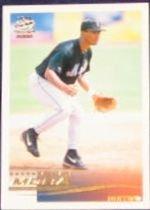 2000 Pacific Crown Spanish Melvin Mora #180 Mets