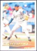 2000 Pacific Crown Spanish Jose Santiago #136 Royals