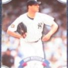 2002 Donruss Andy Pettitte #92 Yankees