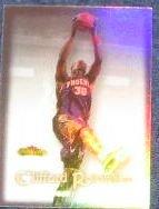 00-01 Fleer Showcase Clifford Robinson #73 Suns