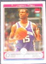 2006-07 Topps Basketball Rookie Bobby Jones #262 76ers