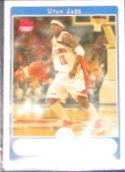 2006-07 Topps Basketball Rookie Dee Brown #229 Jazz