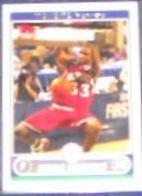 2006-07 Topps Basketball Rookie Cedric Simmons #233