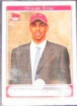 2006-07 Topps Basketball Rookie DP Thabo Sefolosha #257