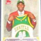 2006-07 Topps Basketball Rookie Saer Sene #254 Sonics