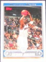 2006-07 Topps Basketball Antawn Jamison #169 Wizards