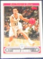 2006-07 Topps Basketball Manu Ginobili #145 Spurs