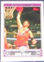 2006-07 Topps Basketball Brad Miller #135 Kings