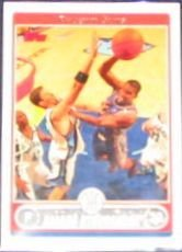 2006-07 Topps Basketball Amare Stoudemire #55 Suns