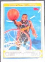 2006-07 Topps Basketball Baron Davis #49 Warriors