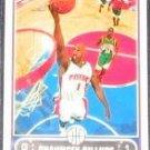 2006-07 Topps Basketball Chauncey Billups #5 Pistons