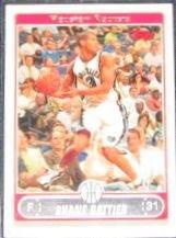 2006-07 Topps Basketball Shane Battier #172 Rockets