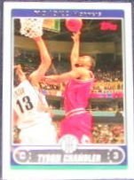 2006-07 Topps Basketball Tyson Chandler #170 Hornets